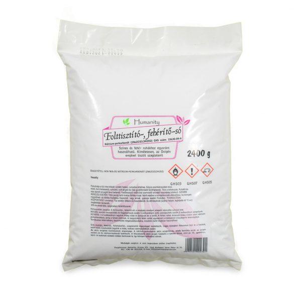 Folttisztító, fehérítő só - nátrium perkarbonát 2400 gramm