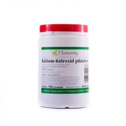 Kálium-hidroxid (pikkely) 500 gramm