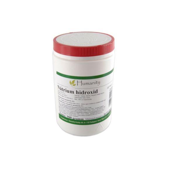 Nátrium-hidroxid  pikkely / gyöngy 900 gramm