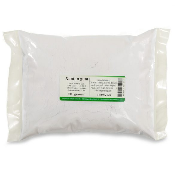 Xanthan Gum 500 gramm