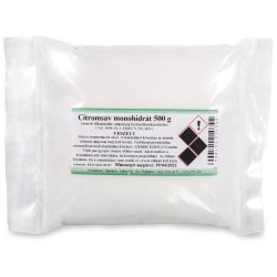 Citromsav monohidrát 500 gramm
