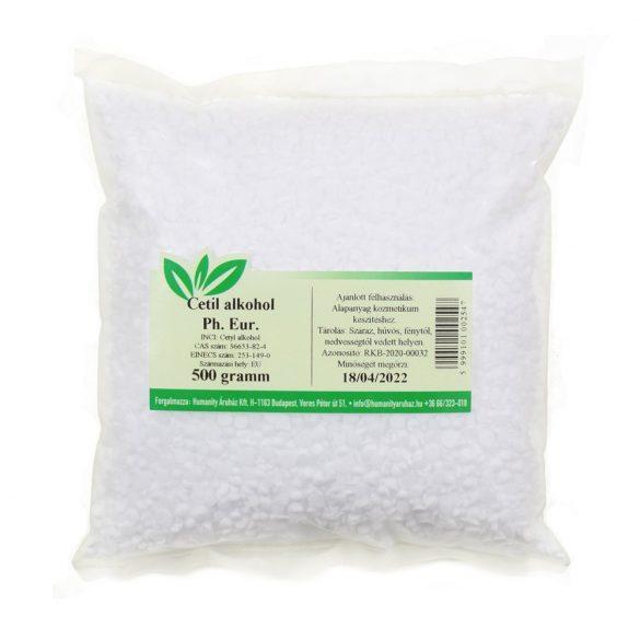 Cetil-alkohol (Ph. Eur) 500 gramm