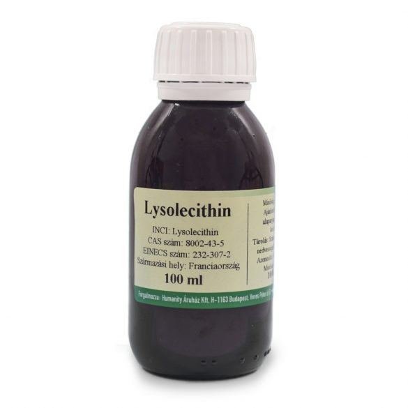 Lysolecithin (GMO mentes) 100 ml