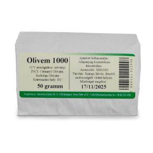 Olivem 1000 emulgeátor, növényi eredetű 50 g