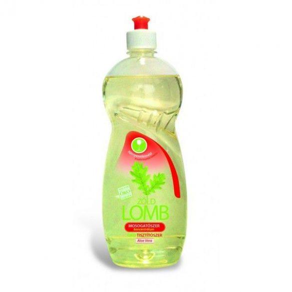 Zöldlomb Öko mosogatószer - aloe vera