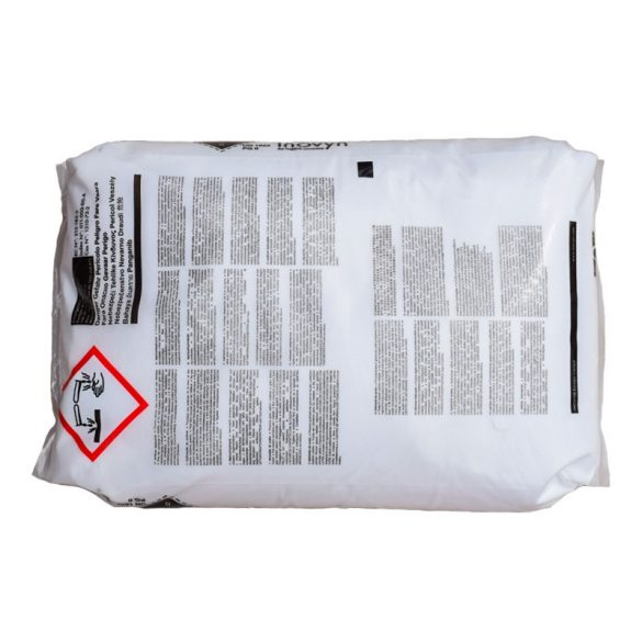 Nátrium-hidroxid gyöngy 25 kg
