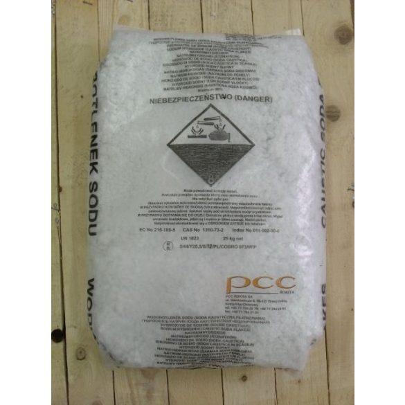 Nátrium-hidroxid 25 kg