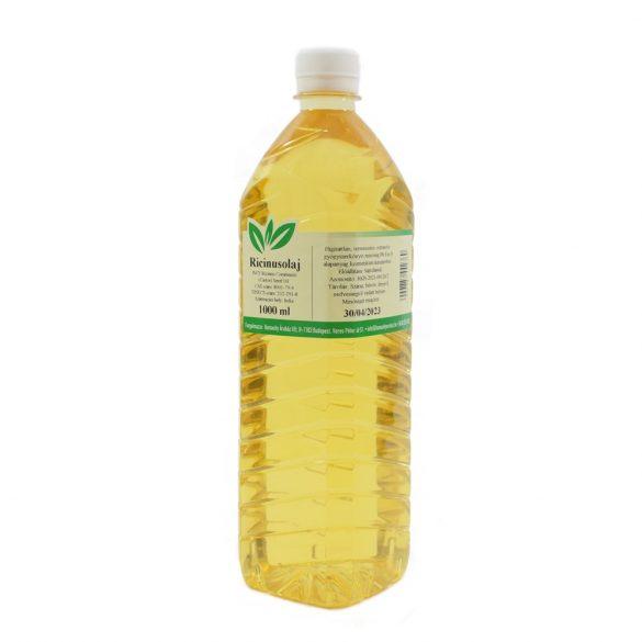 Ricinusolaj szűz - Castor oil - gyógyszerkönyvi tisztaságú 1000 ml