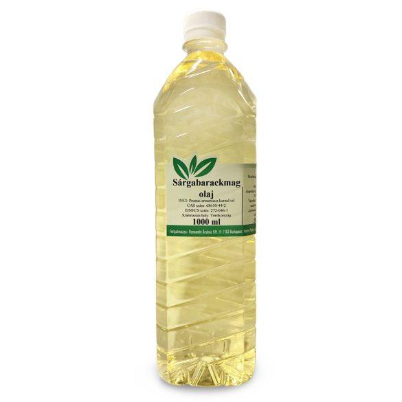 Sárgabarackmag olaj 1000 ml