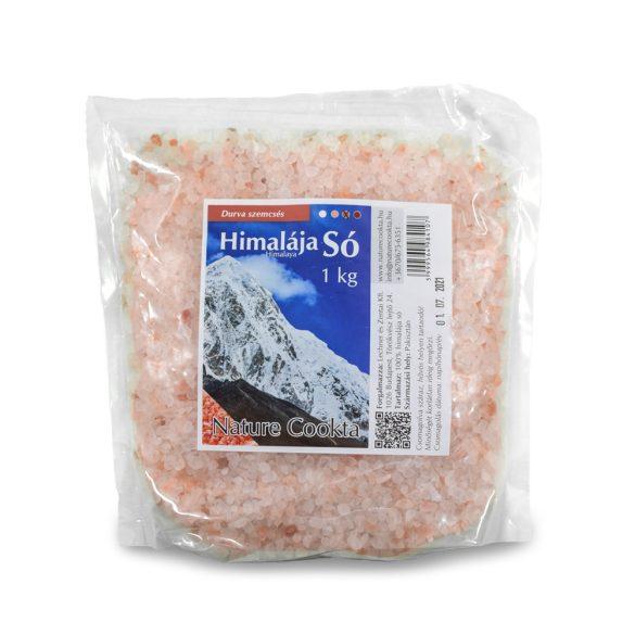Himalája só - durva szemcsés - rózsaszín 1 kg