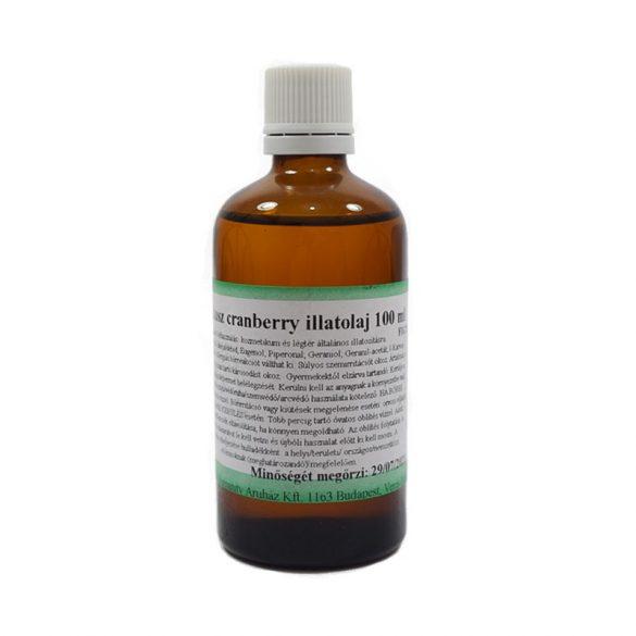 Hibiszkusz cranberry illatolaj 100 ml