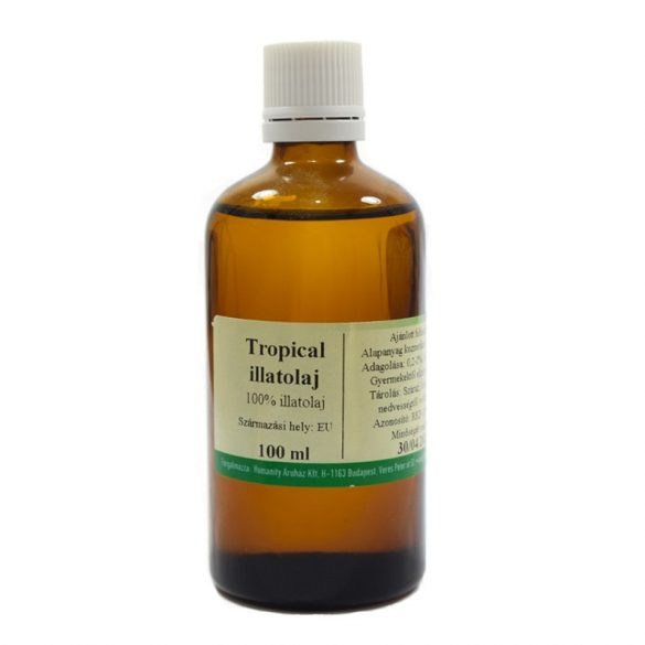 Tropical illatolaj 100 ml