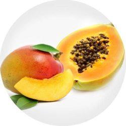 Papaya - mangó illatolaj 100 ml