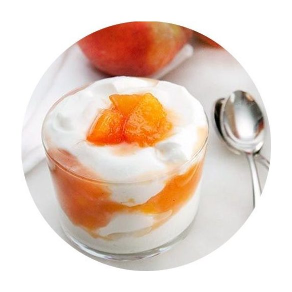 Őszibarack - joghurt illatolaj 100 ml
