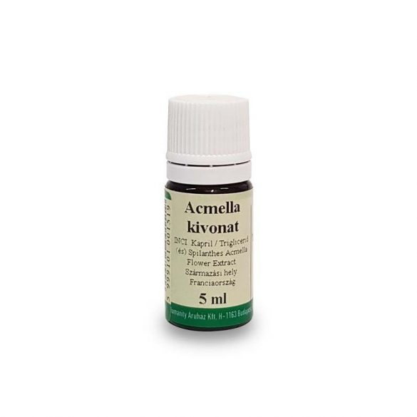Acmella kivonat 5 ml