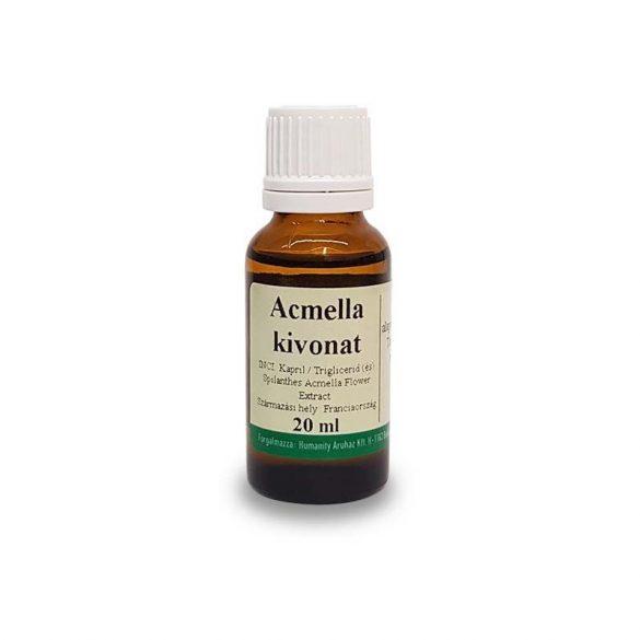 Acmella kivonat 20 ml