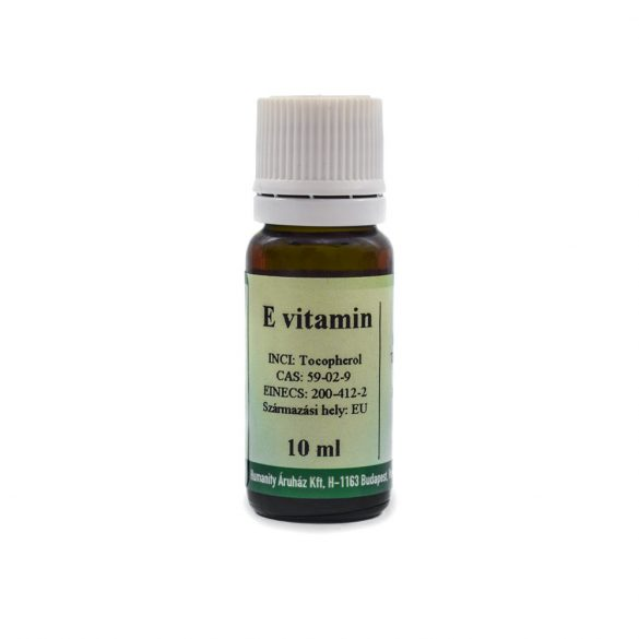 E vitamin 10 ml