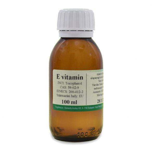 E vitamin 100 ml