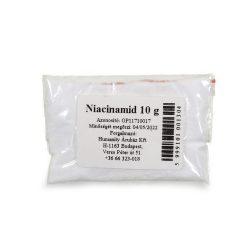 Niacinamid  (nikotinamid)