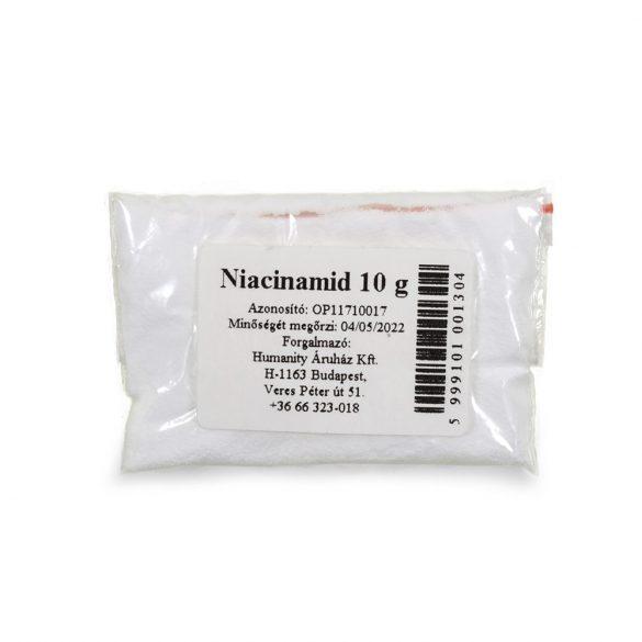 Niacinamid - nikotinamid