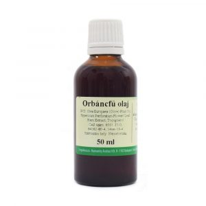 Orbáncfű olaj 50 ml