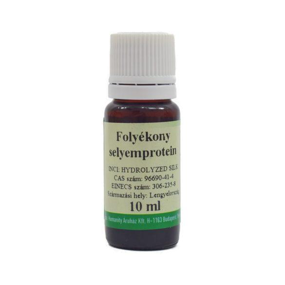 Folyékony selyemprotein 10 ml