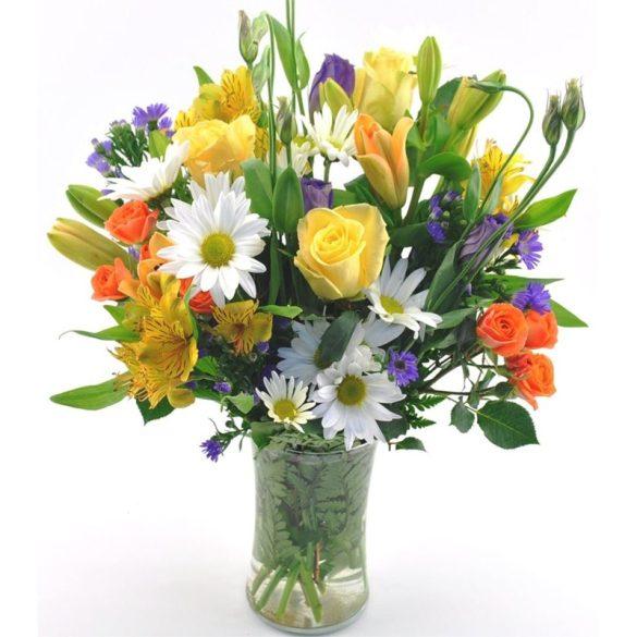 Virágcsokor illatcsomag