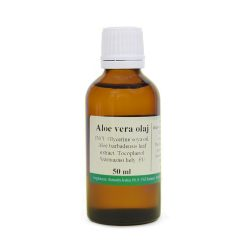 Aloe Vera olaj 50 ml