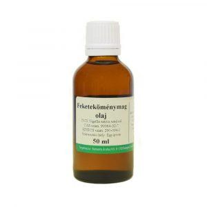 Feketeköménymag olaj - hidegensajtolt 50 ml