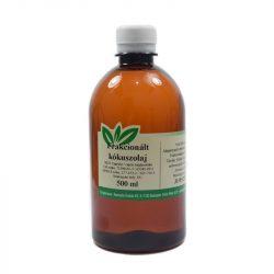 Frakcionált kókuszolaj 500 ml