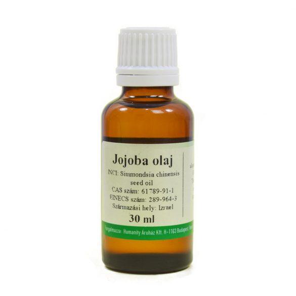 Jojoba olaj - hidegen sajtolt 30 ml