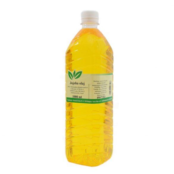 Jojoba olaj - hidegen sajtolt 1 liter