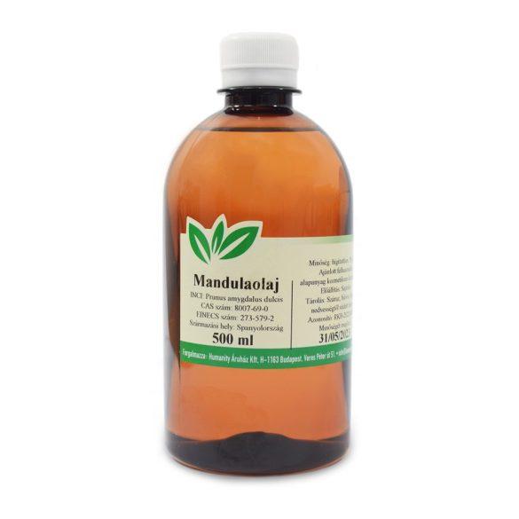 Mandulaolaj 500 ml