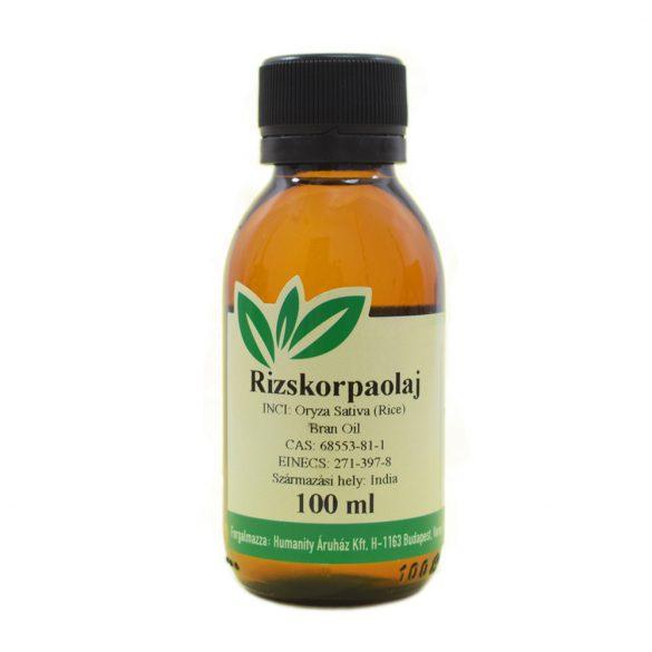 Rizsolaj - Rizskorpaolaj 100 ml