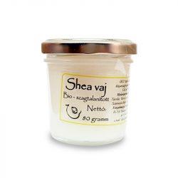 Shea vaj - dezodorált - 80 gramm