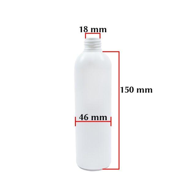 250 ml-es flakon pumpás adagolóval