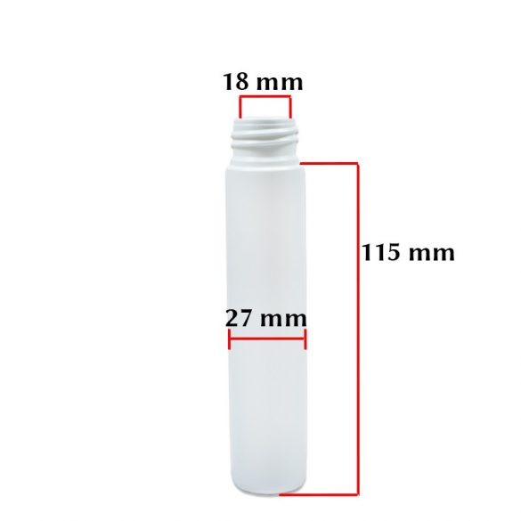 100 ml-es flakon pumpás adagolóval