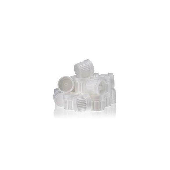 Illóolajos üveghez kupak, cseppentőbetétes