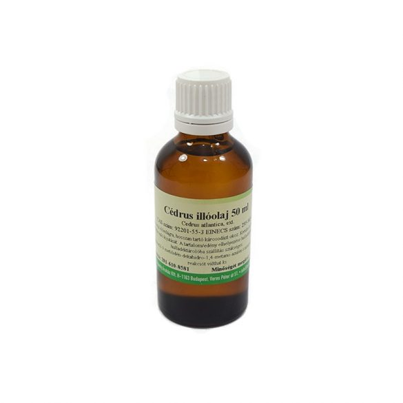 Cédrus illóolaj 50 ml