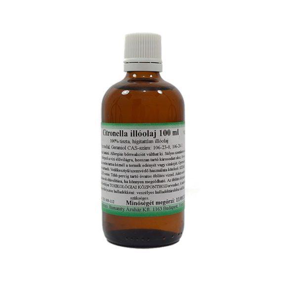 Citronella illóolaj 100 ml