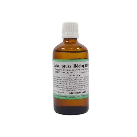 Eukaliptusz illóolaj 100 ml