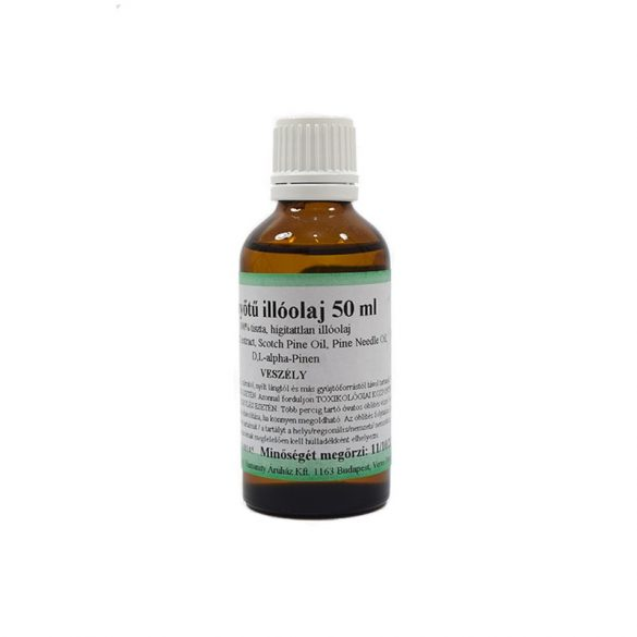 Fenyőtű illóolaj 50 ml