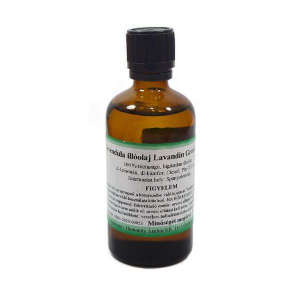 Levendula (Lavandin Grosso) illóolaj 100 ml