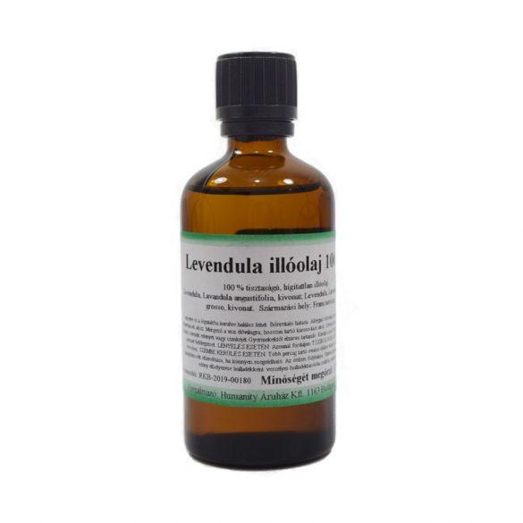 Levendula (francia) illóolaj 100 ml