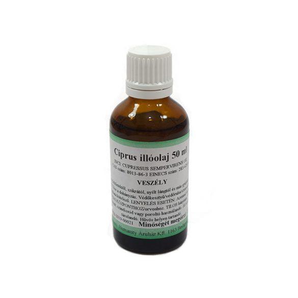 Ciprus illóolaj 50 ml