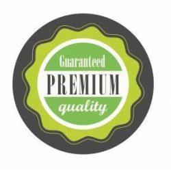 Körcímke - Guaranteed premium quality - 20 db/cs