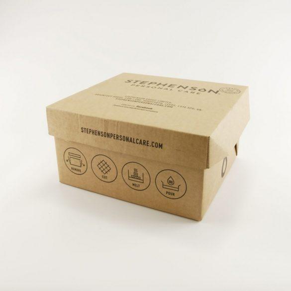 Melt & Pour szappanalap Crystal ST ( Transzparens ) - 11,5 kg