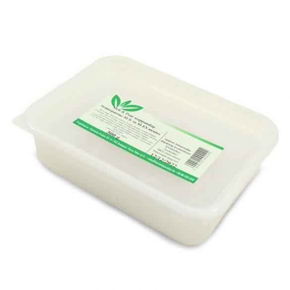 Melt & Pour szappanalap (transzparens) - 500 gramm