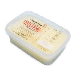 Melt & Pour szappanalap argán olajos - 1 kg