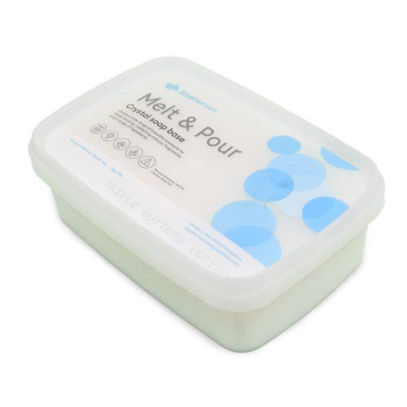 Melt & Pour tripla vajas szappanalap - 1 kg